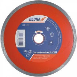 Tarcza do cięcia DEDRA H1123E 200 x 25.4 mm diamentowa