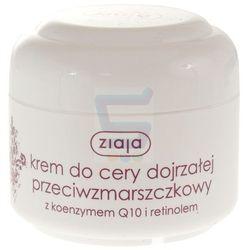 Ziaja Krem do twarzy przeciwzmarszczkowy do cery dojrzałej 50 ml