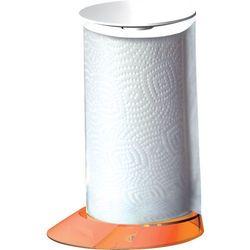 Casa Bugatti - Glamour - stojak na ręczniki papierowe - pomarańczowy