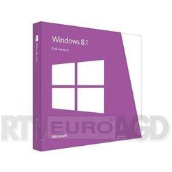 Microsoft Windows 8.1 32 bit OEM DVD PL - produkt w magazynie - szybka wysyłka! Darmowy transport od 99 zł | Ponad 200 sklepów stacjonarnych | Okazje dnia!
