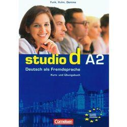 Studio d A2 Kurs- und Ubungsbuch (opr. miękka)