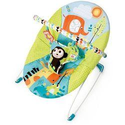 Bright Starts, leżaczek niemowlęcy, Kolorowe Wzorki Darmowa dostawa do sklepów SMYK