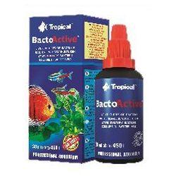 TROPICAL Bacto Active - preparat z bakteriami do akwarium 30ml