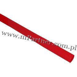 Rura termokurczliwa elastyczna V20-HFT 10/5 10szt czerwona