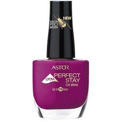Astor Perfect Stay Gel Shine 12ml W Lakier do paznokci 310 Scandalous Red