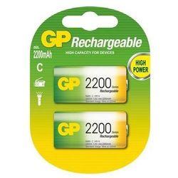GP NiMH HR14 (C) 2200
