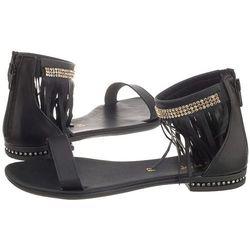 Sandały Venezia Czarne 52911 Cra Ner (VE54-a)