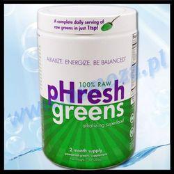 pHresh greens - naturalnie alkalizujący suplement diety 285 g