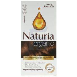 Joanna Naturia organic farba do włosów bez amoniaku Herbaciany nr 340