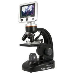 Celestron mikroskop cyfrowy z LCD