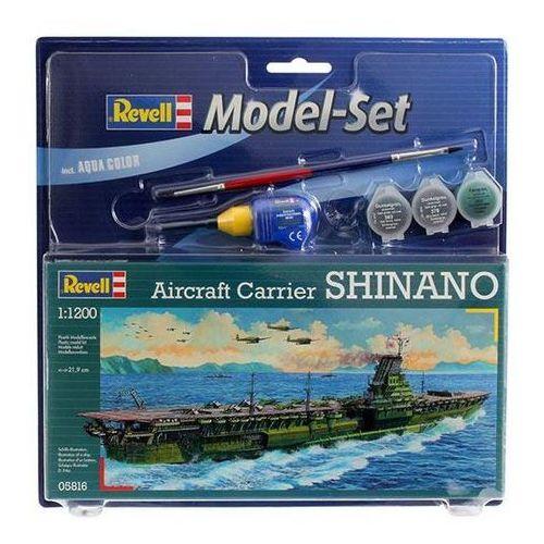 Revell Model Set Aircraft Carrier Shinano