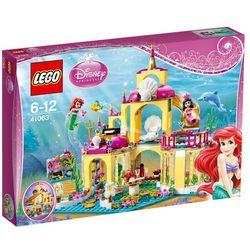 Lego DISNEY Podmorski pałac arielki 41063