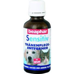 Beaphar Treanenfleckentferner Preparat do pielęgnacji okolic oczu i uszu 50ml