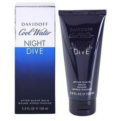 Davidoff Cool Water Night Dive balsam po goleniu dla mężczyzn 100 ml + do każdego zamówienia upominek.
