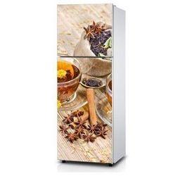 Naklejka na lodówkę - Anyżowa herbata - Naklejka laminowana