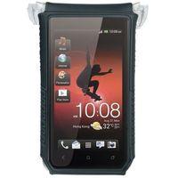TOPEAK SmartPhone DryBag 4 - Pokrowiec na telefon - Czarny