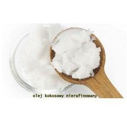 Olej kokosowy nierafinowany BIO, do ciała i włosów