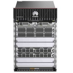 X8-8000 Router Huawei NetEngine 8000- X8 zawiera 2 MPUA1, 8 SFUs(4T), 10 DC Power, 3 Fan Tray