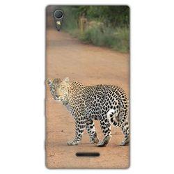 Foto Case - Sony Xperia T3 - etui na telefon - pantera