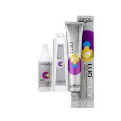 Loreal Luo Color, zestaw do koloryzacji: farba + rewelator + szampon