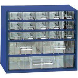 Szafka warsztatowa 306 x 155 x 285 mm, 18 szuflad