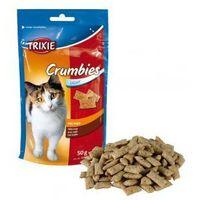 Crumbies - Chrupki ze słodem - Przysmak dla kota