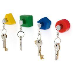 Wieszaki na klucze J-me Shape kolorowe