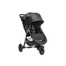 Wózek spacerowy City Mini Gt Single Baby Jogger + GRATIS (black/black)