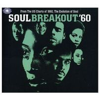 Różni Wykonawcy - Soul Breakout' 60 - From The Us Charts Of 1960 (the Evolution Of Soul)