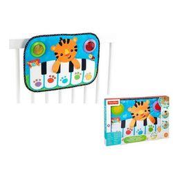 Zabawka FISHER PRICE Miękkie pianinko - Baw się i kop + DARMOWY TRANSPORT!
