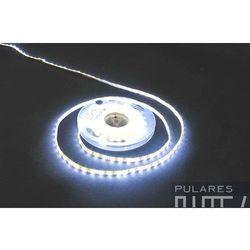Taśma wodoodporna 5050 LED PRO rolka 300diod/5mb kolor biały krystaliczny