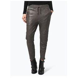 Skórzane spodnie damskie – Lyza
