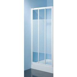 SANPLAST drzwi Classic 110-120 przesuwne, szkło W5 DTr-c-110-120 600-013-1851-01-420