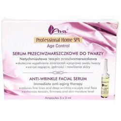 Ava Professional Home SPA - Serum przeciwzmarszczkowe do twarzy (5 x 3 ml)