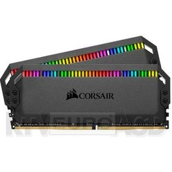Corsair Dominator Platinum RGB DDR4 16GB (2 x 8GB) 3200 CL16