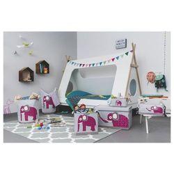 LAESSIG Kosz na pranie/zabawki - Słoń
