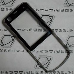 Obudowa Nokia 6220c przednia czarna
