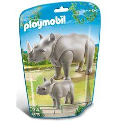 Playmobil  Nosorożce 6638