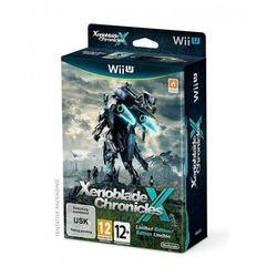 Nintendo Wii U Xenoblade Chronicles X Edycja Limitowana