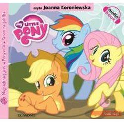 Mój Kucyk Pony Najpiękniej Jest W Ponyville (opr. twarda)