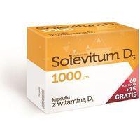 Solevitum D3 1000 kaps. 75 kaps.