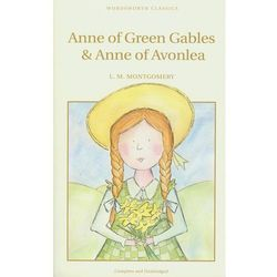 Anne Green Gables & Anne of Avonlea (opr. miękka)