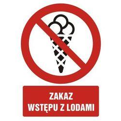 Zakaz wstępu z lodami