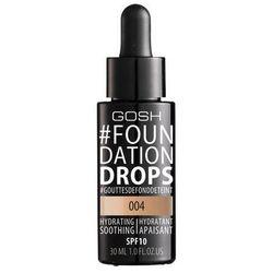 GOSH Foundation Drops - Podkład do twarzy 004 Natural, 30 ml gosh foundation drops (-6%)