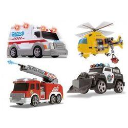 Małe pojazdy ratunkowe - mix