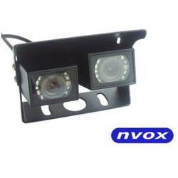 NVOX Samochodowa podwójna kamera cofania 12V DARMOWA DOSTAWA DO 400 SALONÓW !!