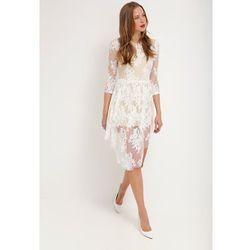 Glamorous Sukienka letnia cream