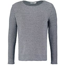 Jack & Jones JJPRPETE REGULAR FIT Sweter frost gray/black