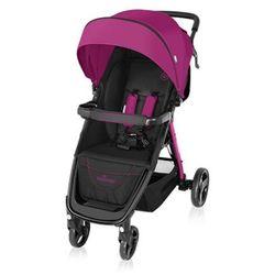 Baby Design, Wózek spacerowy, Clever, 08 Pink Darmowa dostawa do sklepów SMYK