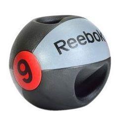 Reebok Piłka lekarska 9 kg (z uchwytem) RSB-10129